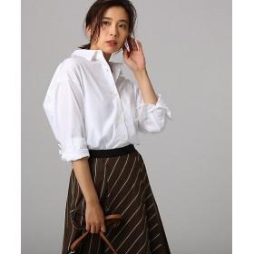 <アンタイトル/UNTITLED> コットンブロードシャツ(2001567309) シロ 【三越・伊勢丹/公式】