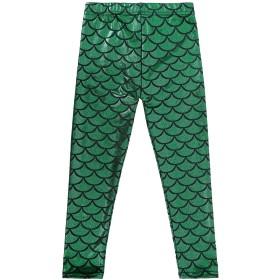 AbbyLexi PANTS ガールズ US サイズ: Small カラー: グリーン