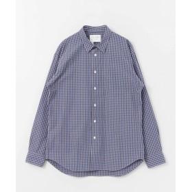 [アーバンリサーチ ドアーズ] ワイシャツ FORK&SPOON ファインコットンレギュラーカラーシャツ メンズ GHINGHAM 5