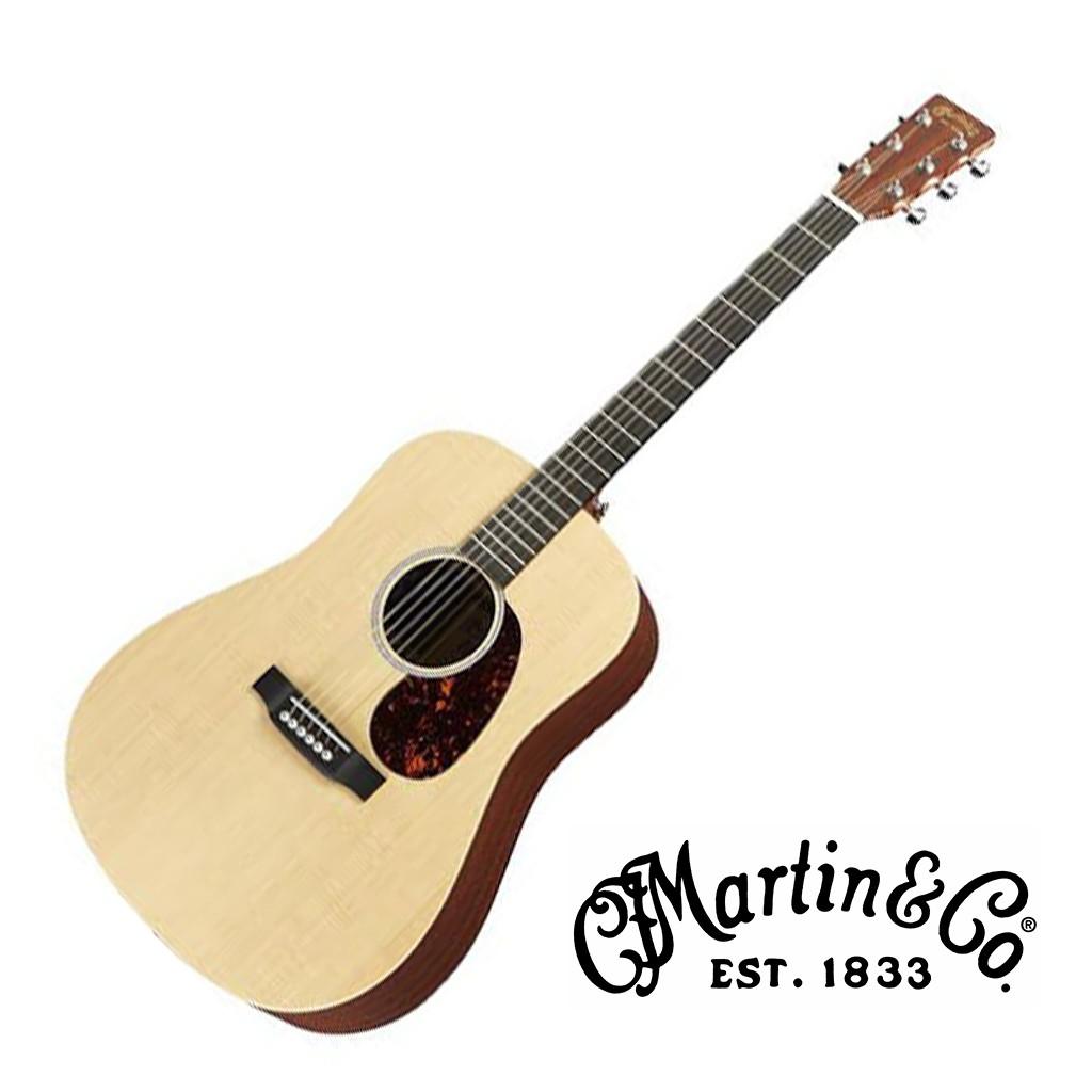 Martin DX1AE 民謠吉他41吋 雲杉木 單板 木吉他 - 【他,在旅行】