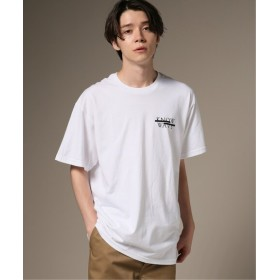 JOURNAL STANDARD relume KNOW WAVE/ノウウェーブ Created Out of Chaos Tシャツ ホワイト L
