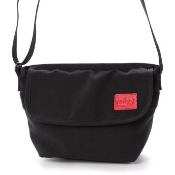 マンハッタンポーテージ Manhattan Portage CORDURA Waxed Nylon Fabric Collection Casual Messenger Bag (Black)