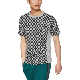 [チャンピオン] リバースウィーブ Tシャツ C3-P316 メンズ ブラック 日本 S (日本サイズS相当)
