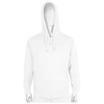 Pro ClubメンズHeavyweight Full Zip Fleece Hoodie US サイズ: S カラー: ホワイト