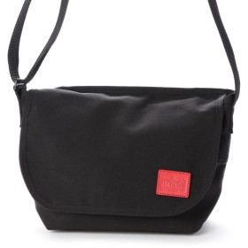 マンハッタンポーテージ Manhattan Portage CORDURA Waxed Nylon Fabric Collection Casual Messenger Bag JR (Black)