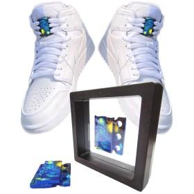 [chuangshiji] 靴を結ぶ必要はありません、靴紐 磁気バックル、靴紐のバックル、ファッション靴の装飾、靴ひもの装飾、高強度の運動は緩みません!