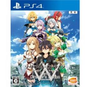 【中古即納】[PS4]ソードアート・オンライン ゲームディレクターズエディション(SWORD ART ONLINE Game Directors Edition)(20151119)
