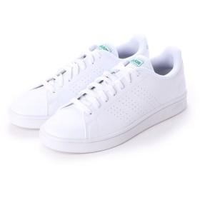 アディダス adidas ADVANCOURT BASE EE7690-23.0フットウェアホワイト (WHITE)