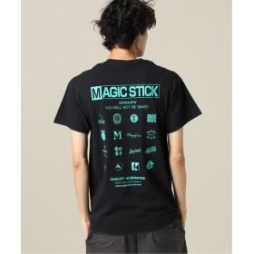 JOINT WORKS 【MAGIC STICK / マジックスティック】 TOUR LOGO TEE ブラック M