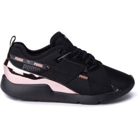 [プーマ] 靴・シューズ レディーススニーカー Womens Muse X-2 Athletic Shoe ブラック/ローズ ゴールド US 6.5 (23.5cm) [並行輸入品]
