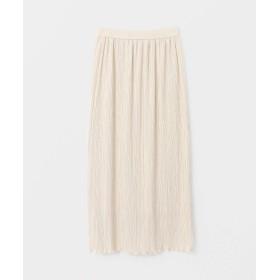 [アーバンリサーチ] スカート プリーツタイトスカート レディース IVORY FREE