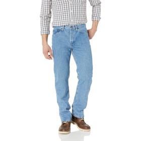 Wrangler PANTS メンズ US サイズ: 33W x 33L カラー: ブルー