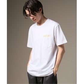 JOURNAL STANDARD relume PENDLETON / ペンドルトン Logo Embroidered ポケットTシャツ ホワイト XL