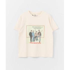 [サニーレーベル] tシャツ BeatlesT-SHIRTS レディース キナリ FREE