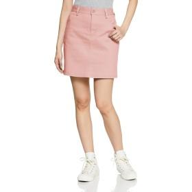 [ウィゴー] WEGO デイリー ツイル タイト ミニ スカート XS ライト ピンク レディース