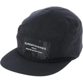 【6,000円(税込)以上のお買物で全国送料無料。】別注【SUPERTHANKS/スーパーサンクス】ロゴキャップ