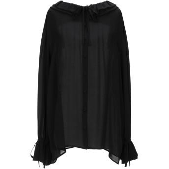 《期間限定セール開催中!》ETRO レディース シャツ ブラック 42 シルク 100%