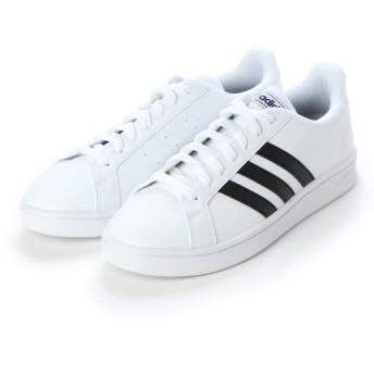 アディダス adidas GRANDCOURT BASE EE7904-23.0フットウェアホワイト (WHITE)
