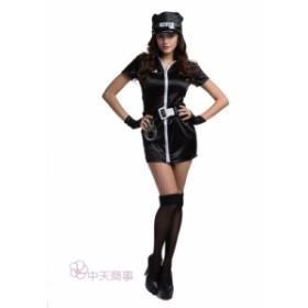 コスプレ専用 婦人警官 ハロウィン Halloween 制服 大人 ドイツの復活祭 変装 ワンピース パーティー用 ポリス 舞台 警察 仮面舞踏会