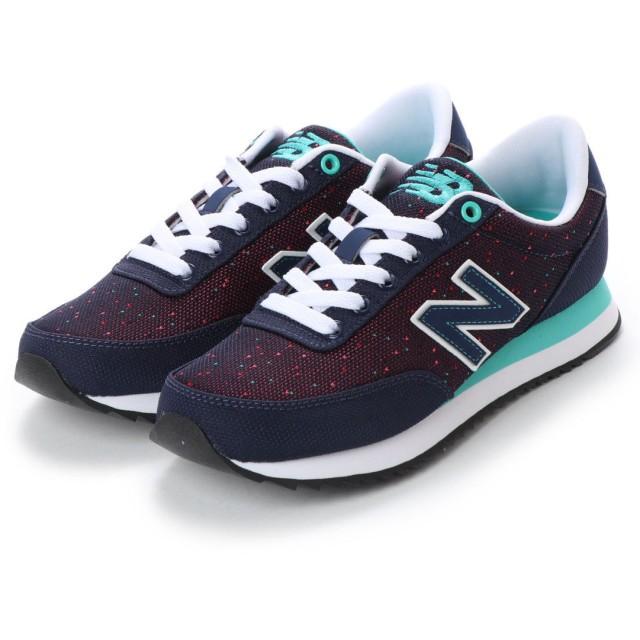 ニューバランス new balance 501 (ネイビー)