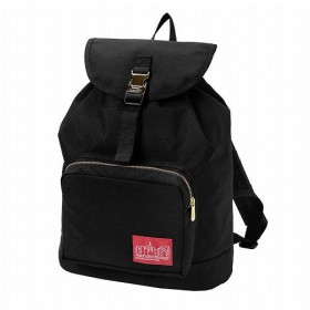 マンハッタン ポーテージ Metal Parts Dakota Backpack ユニセックス Black M 【Manhattan Portage】