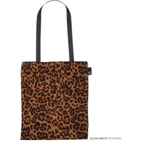 【オンワード】 ROOTOTE(ルートート) 3053【A4サイズ収納】/ SY. Cheply. Leopard(レオパード)-A 02:ダーク・ミックス FREE レディース