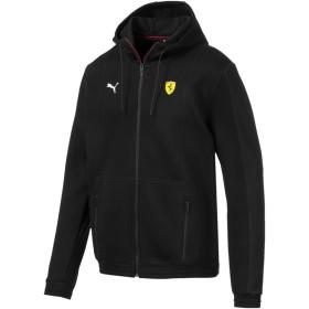 【プーマ公式通販】 プーマ フェラーリ フーデッド スウェット ジャケット メンズ Puma Black |PUMA.com