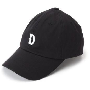 デッサン コットンロゴキャップ レディース ブラック(019) 00 【Dessin】