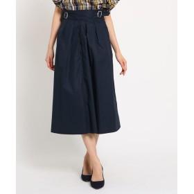 Dessin(Ladies)(デッサン(レディース)) 【洗える】コットン フレアスカート
