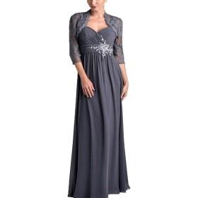 tutu.vivi DRESS レディース US サイズ: 16 カラー: グレー