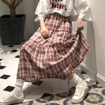 花柄プリントロングスカート 一部即納 ハイウエスト 着やせ花プリント ロングスカート ビーチスカート 花柄 ヴィンテージ調 旅行/夏休み ブランド