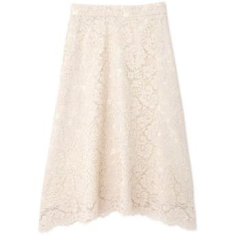 PROPORTION BODY DRESSING コードレースフレアースカート