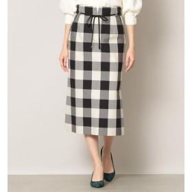 【エポカ ザ ショップ/EPOCA THE SHOP】 【EPOCA THE SHOP】チェックタイトスカート