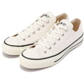 ガーデン CONVERSE/コンバース/CANVAS ALL STAR J OX/キャンバスオールスター メイドインジャパン OX メンズ WHITE 90 【GARDEN】