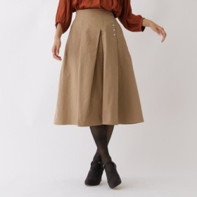 [マルイ] ボタンタックフレアスカート/アクアガール(aquagirl)