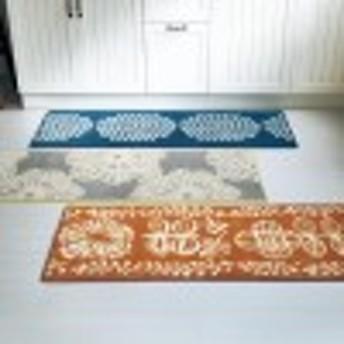 北欧調デザインのサイズが豊富なキッチンマット