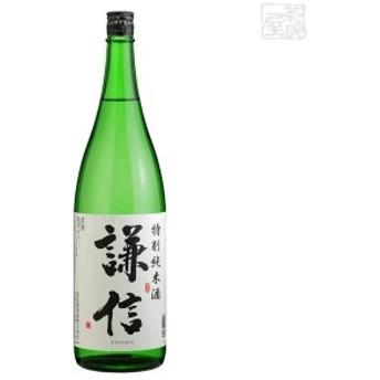 池田屋 謙信 特別純米 1800ml 池田屋酒造 日本酒 純米酒