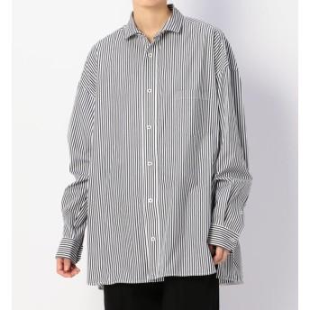 【ビショップ/Bshop】 【TICCA】スクエアビッグシャツ ST WOMEN