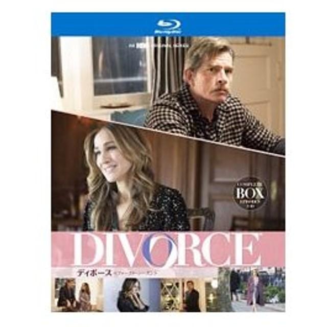 Blu-ray/DIVORCE ディボース ファースト・シーズン コンプリート・ボックス