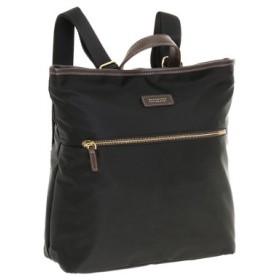 (Bag & Luggage SELECTION/カバンのセレクション)マッキントッシュフィロソフィー アメリア リュック レディース B5 MACKINTOSH PHILOSOPHY 62224/ユニセックス ブラック