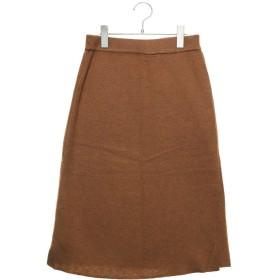 テチチ アウトレット Te chichi outlet Wフェイスラップスカート (キャメル)