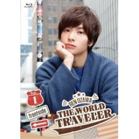 小澤廉 THE WORLD TRAVELER「frontside」Vol.1/小澤廉[Blu-ray]【返品種別A】