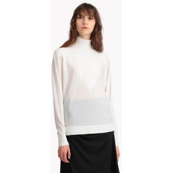 【Theory】先行販売 Regal Wool V Intarsia PO