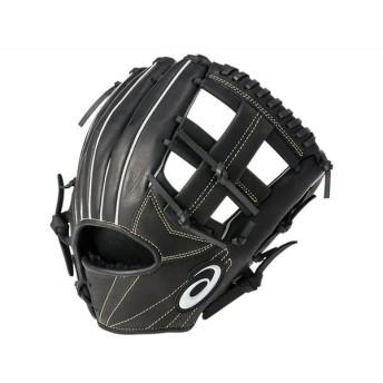 D-GROW ディーグロウ 軟式用 グローブ 内野手用(ヨコ) ASICS アシックス 野球 ベースボール (3121A211)