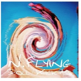 N.Flying Doll / Kick-Ass [CD+DVD]<初回限定盤A> 12cmCD Single ※特典あり