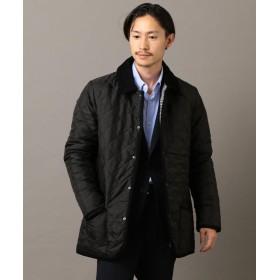 シップス Traditional Weatherwear×SHIPS JET BLUE: 別注 WAVERLY リバーシブルジャケット メンズ ブラック 40 【SHIPS】