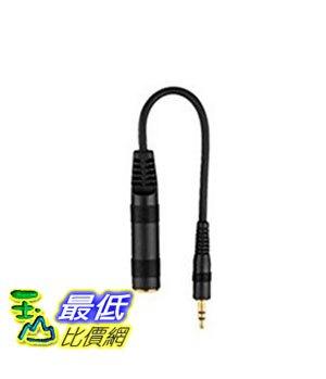 [美國直購] Sennheiser Cable 耳機線 Adapter Female 1/4 6.3mm to Male 1/8 3.5mm Plug