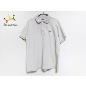 ラコステ Lacoste 半袖ポロシャツ サイズ4 XL メンズ ライトグレー 新着 20190814