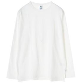 [マルイ] 別注【DISCUS/ディスカス】 ドロップショルダー長袖Tシャツ/セブンデイズサンデイ(メンズ)(SEVENDAYS SUNDAY)