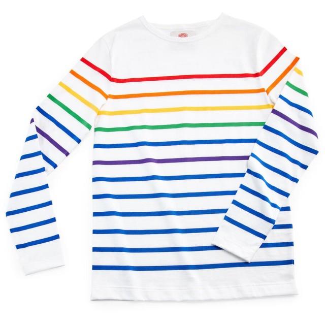 Breton Prideシャツ L